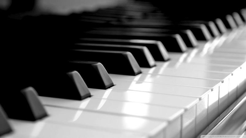 Jazz piano